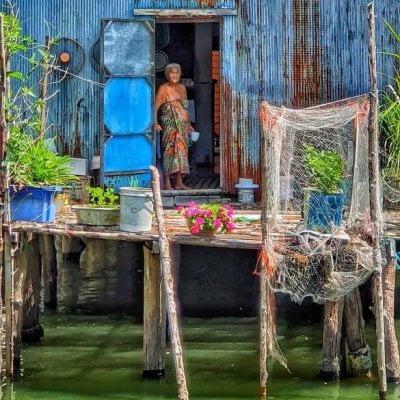 Koh Panyee, a ilha flutuante tailandesa que os malaios 'inventaram'
