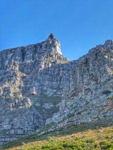 vertiginosa table mountain