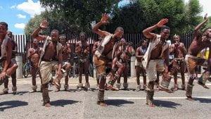 soweto dança
