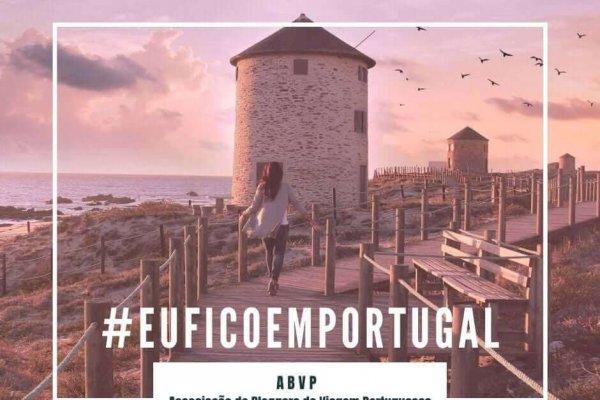#euficoemportugal